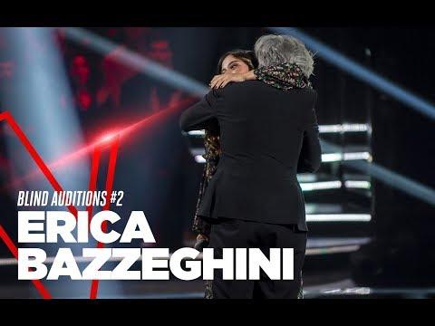 La varesina Erica Bazzeghini a The Voice of Italy