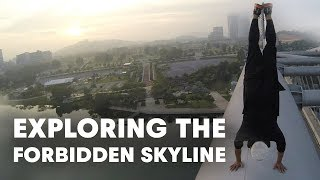 Exploring the Forbidden Skyline in Virtual Reality | Introducing the Cast of URBEX