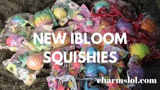 New iBloom Squishies!
