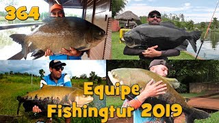 Programa Fishigntur na Tv 364 - Equipe Fishingtur