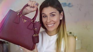 Что в моей сумке | Savina Galina