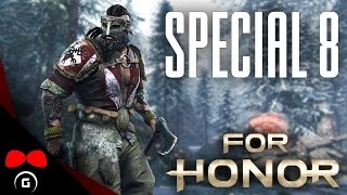 For Honor | SPECIAL #8 | Agraelus | CZ Lets Play / Gameplay [720p60] [PC]