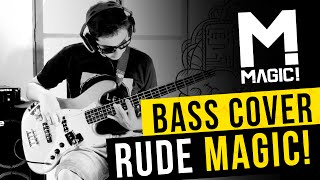 [TABS] Rude - Magic - Bass Cover