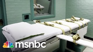Witnessnessing A Prision Execution | All In | MSNBC