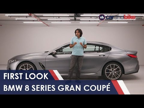 Bmw 8 Series Gran Coupe G16 Седан класса A - тест-драйв 2