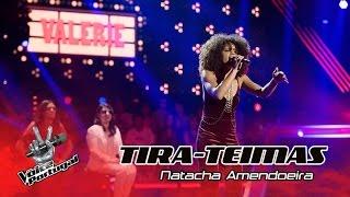 "Natacha Amendoeira – ""Valery""   Tira-Teimas   The Voice Portugal"