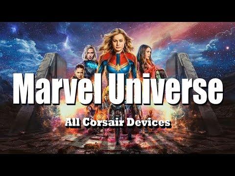 Corsair RGB Profile: Overwatch - смотреть онлайн на Hah Life