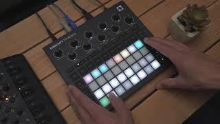 Novation Circuit Tracks - Video