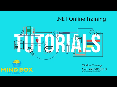 Net Online Training Videos   .Net Framework   Mindbox ... - YouTube