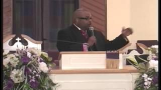 Rev  Trent Williams  Handling The Word Of God