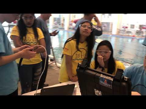 Video: DBH20 team at its first underwater robotics competition
