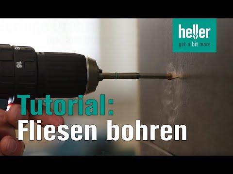 Tutorial: Wie man professionell in Fliesen bohrt #HellerTV #CeraExpert #ProXtreme #Fliesenbohrer