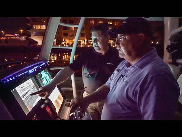 Boating Tips | Raymarine Edition: Night Vision and Thermal Imaging with FLIR