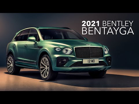 External Review Video c183-8Tnoyo for Bentley Bentayga & Bentayga Speed Crossover SUV (Facelift 2020)