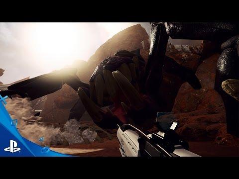 Farpoint - E3 2016 Announce Trailer | PS VR thumbnail
