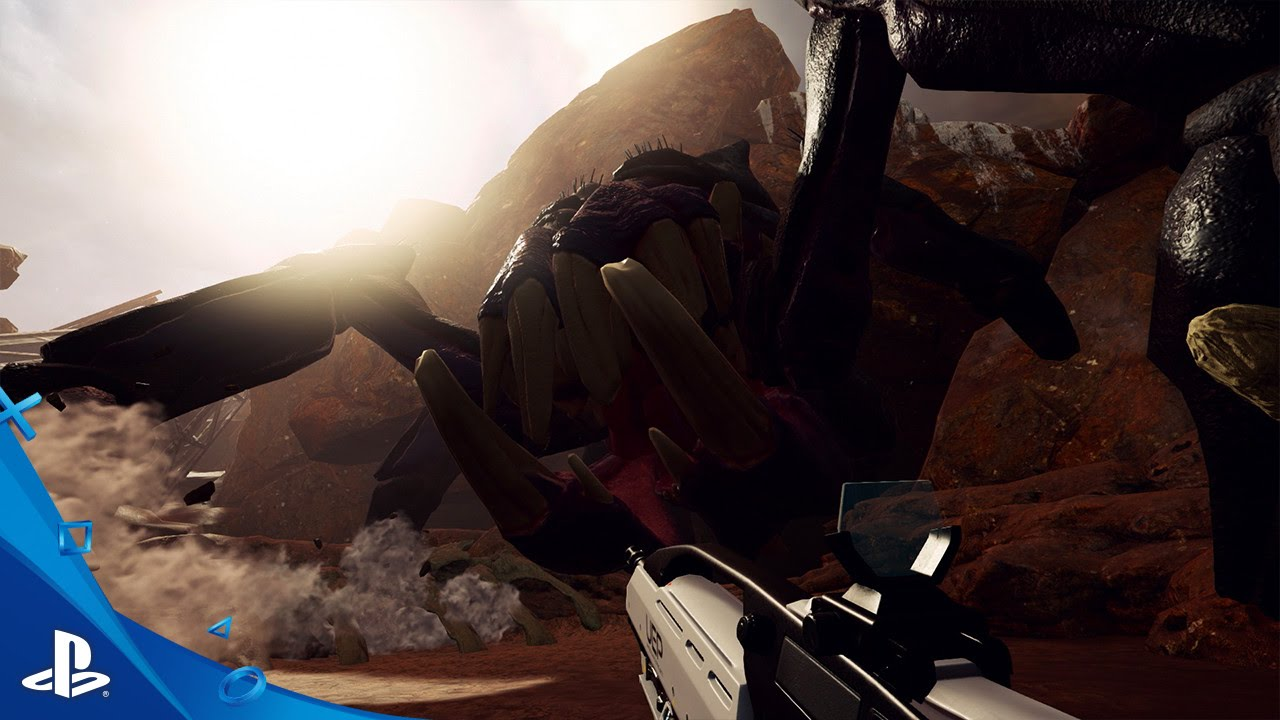 Farpoint Announced for PlayStation VR