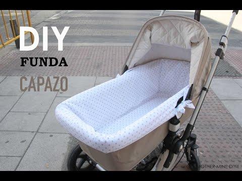 DIY Patrones para Funda de Capazo