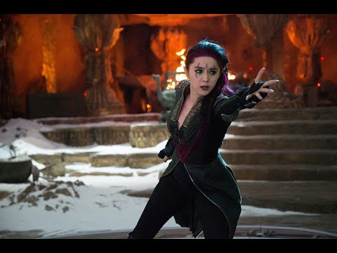 X Men Days Of Future Past ''Future Fight Scene''1080p  Blink and Storm fight