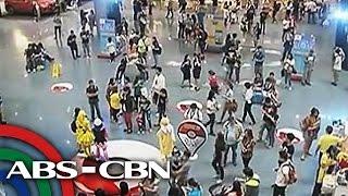 TV Patrol: Pokemon fans, dumagsa sa 'lure party'