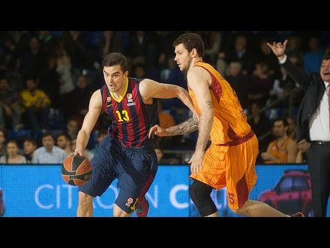 Highlights: FC Barcelona-Galatasaray