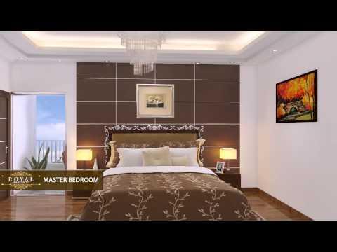 3D Tour of AKH Royal Apartment