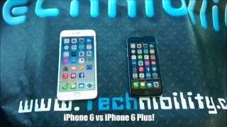 Apple iPhone 6 vs iPhone 6 Plus Comparison In Depth