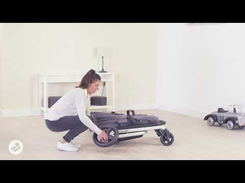 MC 2018 Stroller Lila How to Take off the wheels