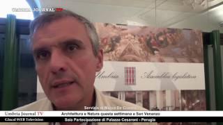 Architettura e Natura a San Venanzo