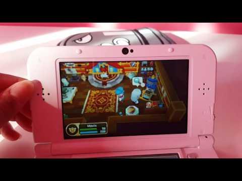 New Nintendo 3DSXL Happy home designer