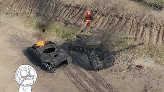 World of Tanks Epic Wins and Fails Ep160