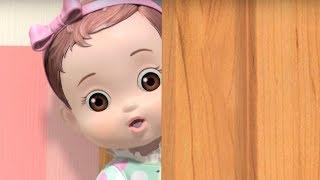 Смешная младшая сестра - Консуни мультик (серия 22) - Мультфильмы для девочек - Kids Videos