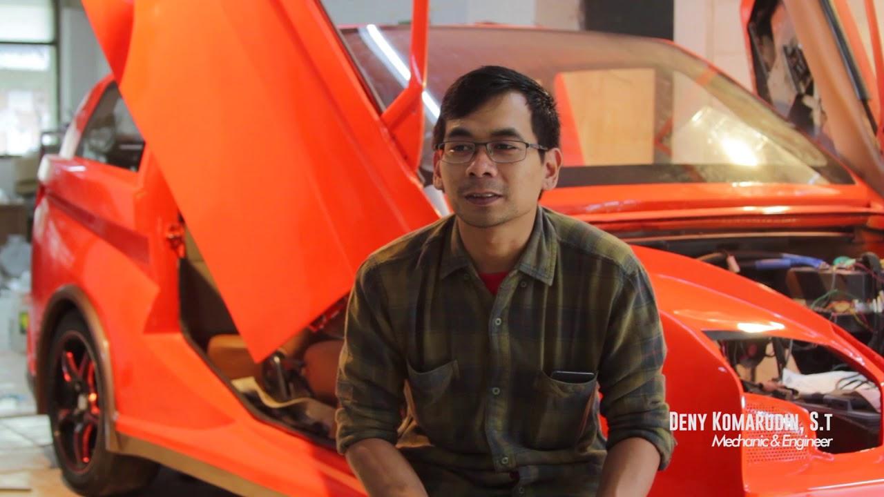 Mobil Listrik Itenas (EVHERO)