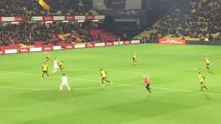 Watford Vs Fullham 4-1 Match Day Vlog