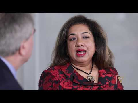 JPMorgan's Anu Aiyengar discusses her M&A outlook for 2018