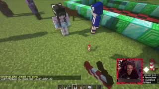 Playing Minecraft With You Guys