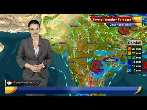 Weather Forecast April 20: Rain in Kerala, Tamil Nadu, Karnataka