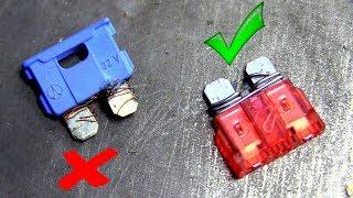 Далеко не все водители знают такую информацию об электрике АВТО!!