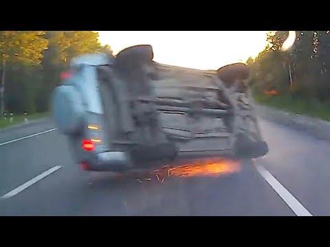 WHEN DRIVERS GO FULL RETARD! Stupid Drivers & Driving Fails On Dashcam 2017