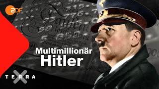 5 Gründe für Hitlers Reichtum | Terra X