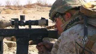 Marine Sniper, One Shot One Kill, Afghanistan