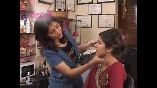 Traditional Marwadi Bridal Makeover - Indian Bridal Makeup - Download this Video in MP3, M4A, WEBM, MP4, 3GP