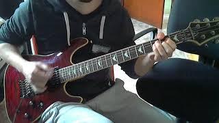 Avenged Sevenfold - Demons (guitar cover)