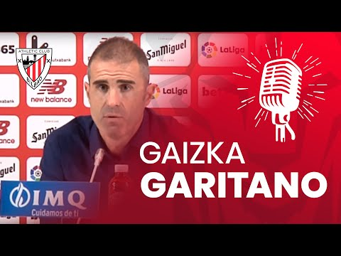 🎙 Gaizka Garitano | post Athletic Club-Granada CF | J15 LaLiga