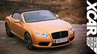 Bentley Continental GTC V8: What Makes A Bentley So Special? - XCAR
