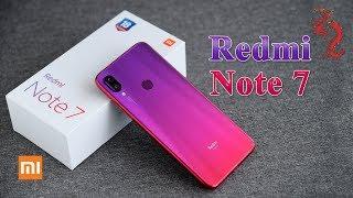 REDMI NOTE 7 //Распаковка и сравнение с несколькими Xiaomi