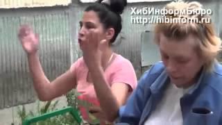 Женская драка Разборки по русски Разборка у подъезда