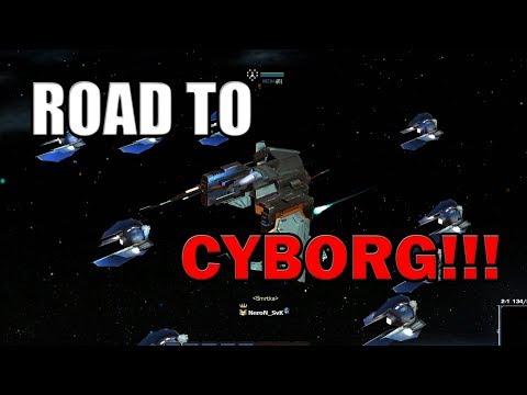 DarkOrbit Road to CYBORG!!! [NeroN]