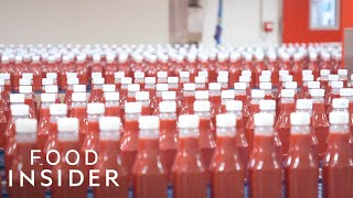 How Heinz Tomato Ketchup Is Made | The Making Of
