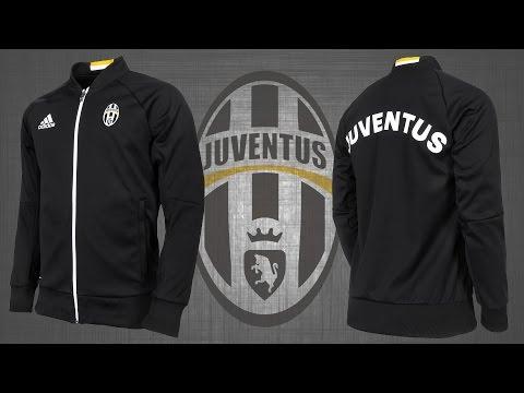 Unboxing Juventus Anthem Jacket 2016/17