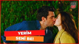 Ayşe, Kerem'i ÖPTÜ! ♥ - Afili Aşk 23. Bölüm